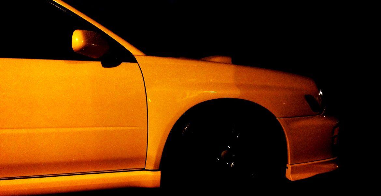 Sonic Yellow 2003 WRX
